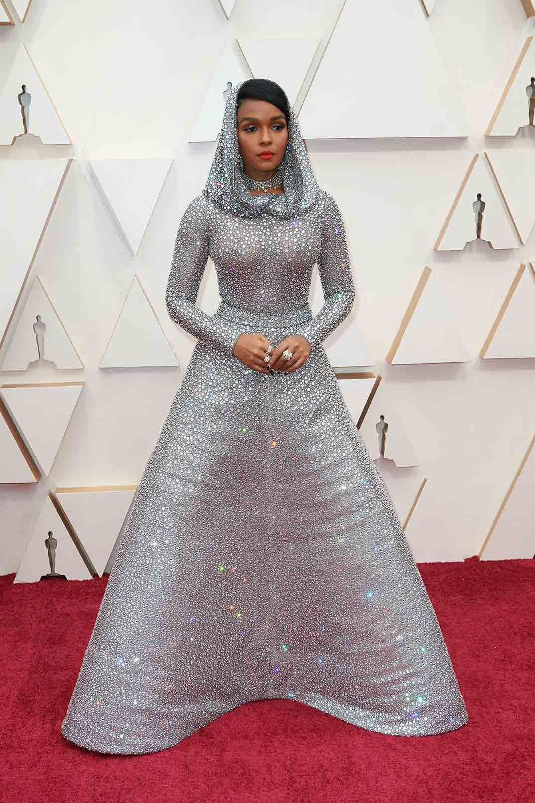 Janelle Monae - Oscars 2020 © A.M.P.A.S.