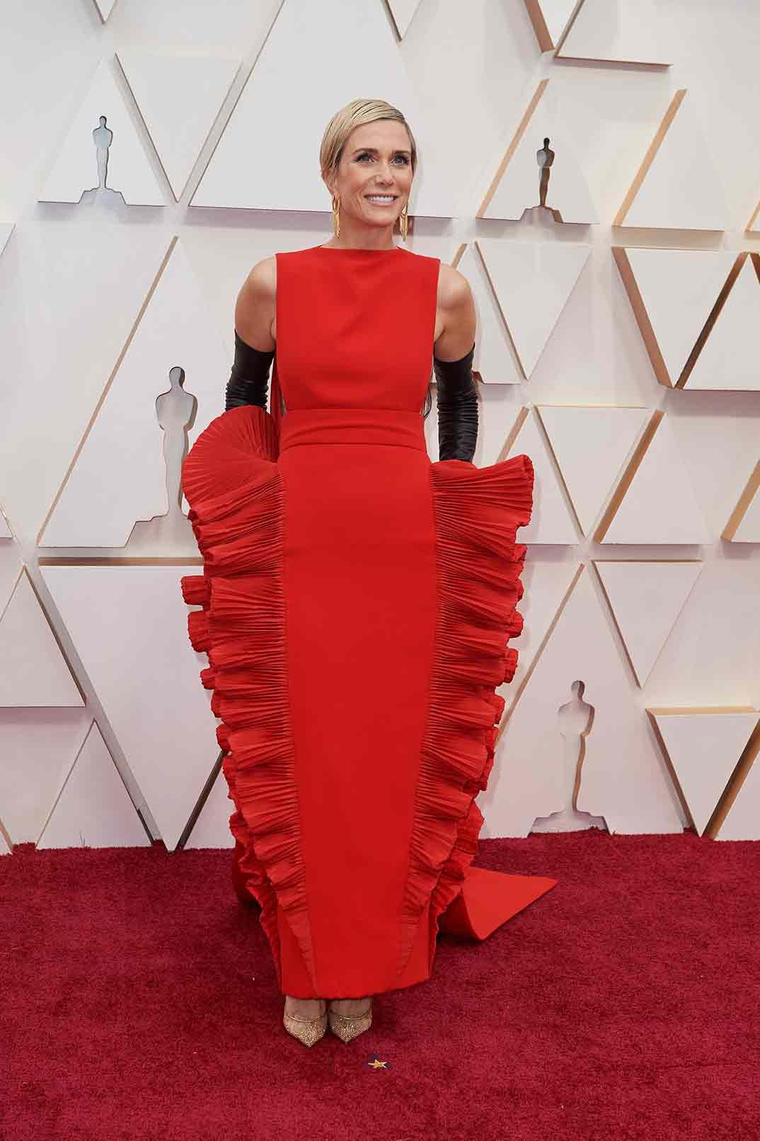 Kristen Wiig - Oscars 2020 © A.M.P.A.S.