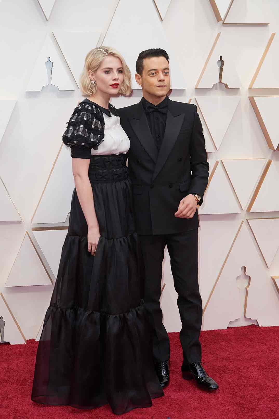 Lucy Boynton - Oscars 2020 © A.M.P.A.S.