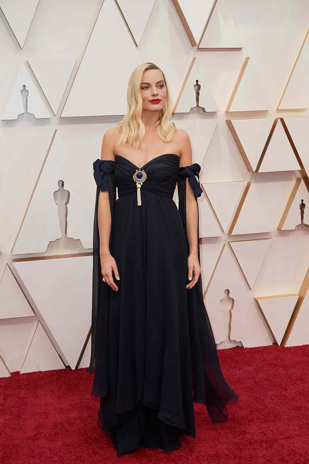 Margot Robbie - Oscars 2020 © A.M.P.A.S.