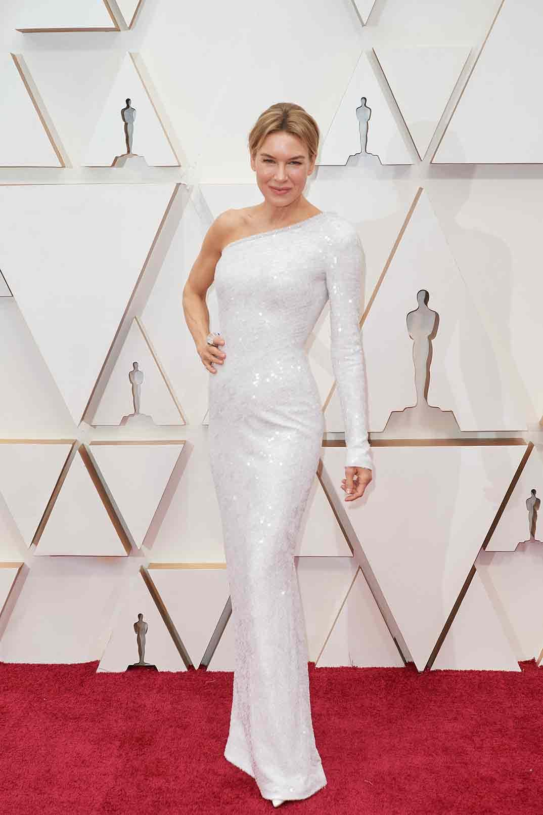 Renee Zellweger - Oscars 2020 © A.M.P.A.S.