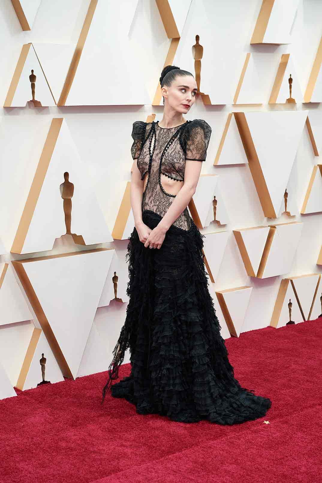 Rooney Mara - Oscars 2020 © A.M.P.A.S.
