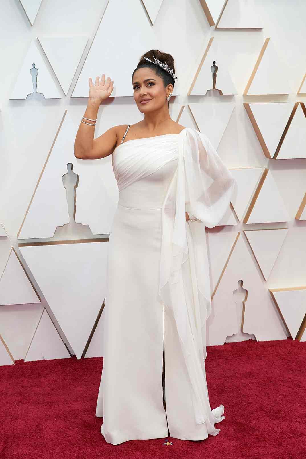Salma Hayek - Oscars 2020 © A.M.P.A.S.