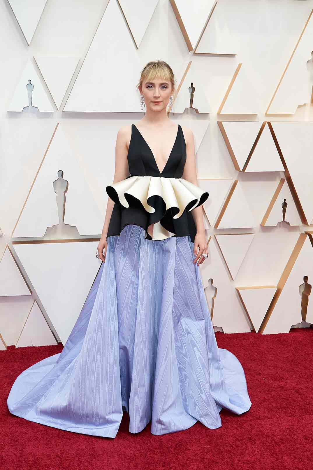Saoirse Ronan - Oscars 2020 © A.M.P.A.S.