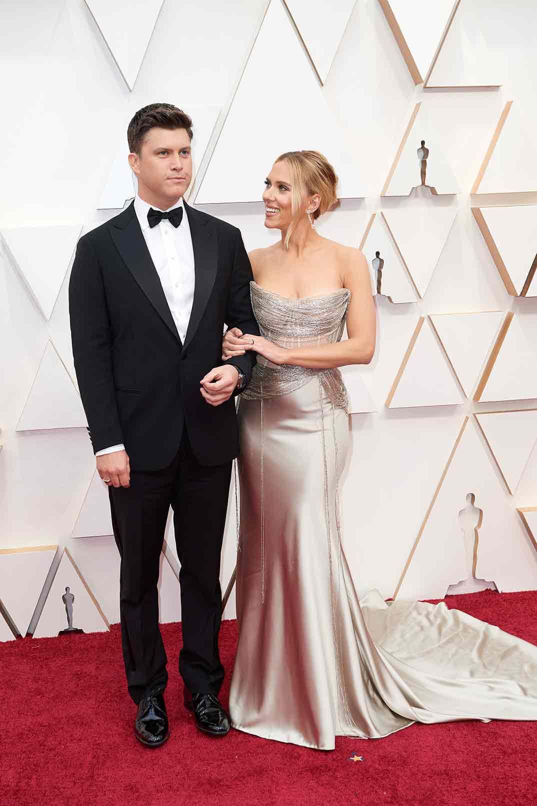 Scarlett Johansson - Oscars 2020 © A.M.P.A.S.