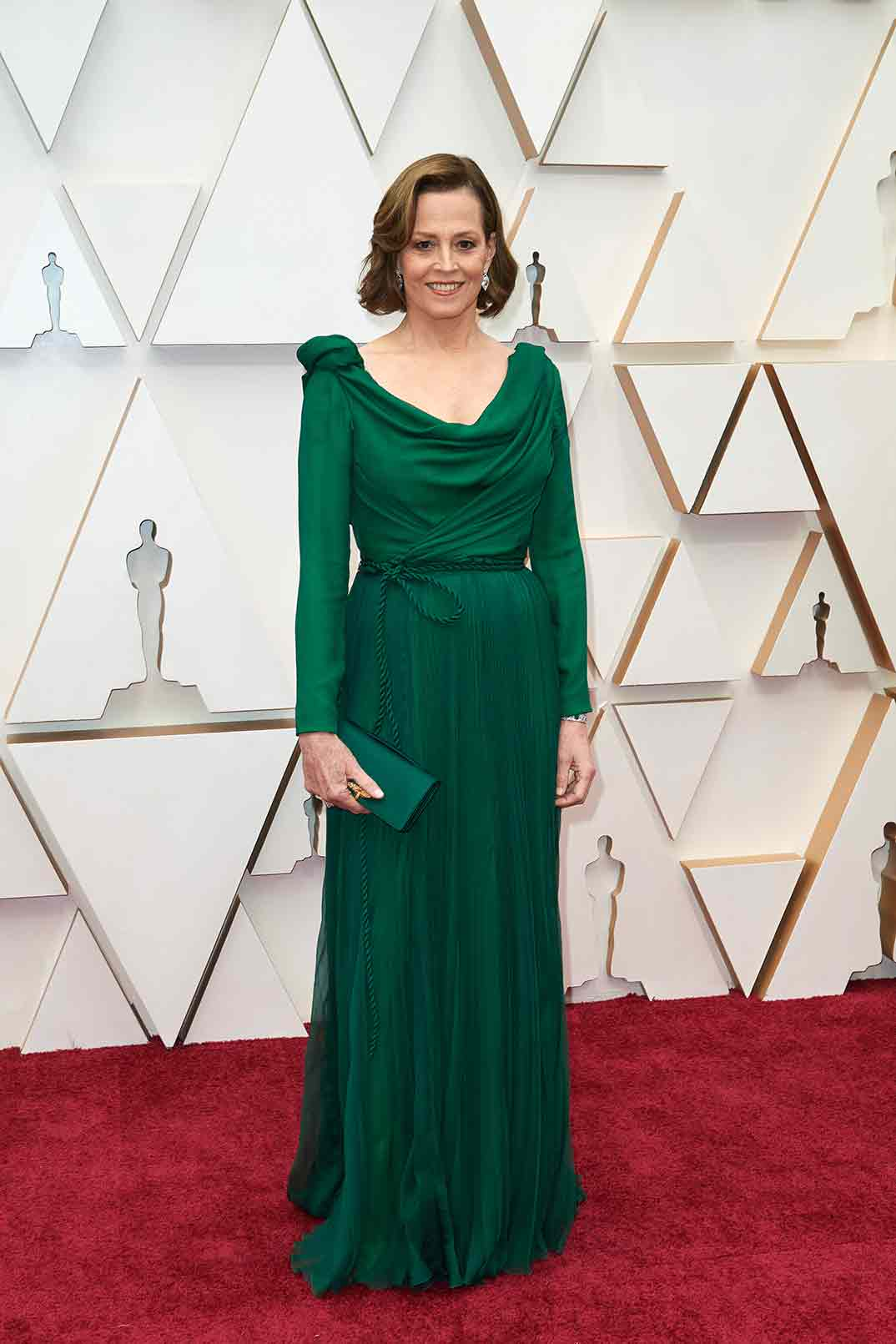 Sigourney Weaver - Oscars 2020 © A.M.P.A.S.