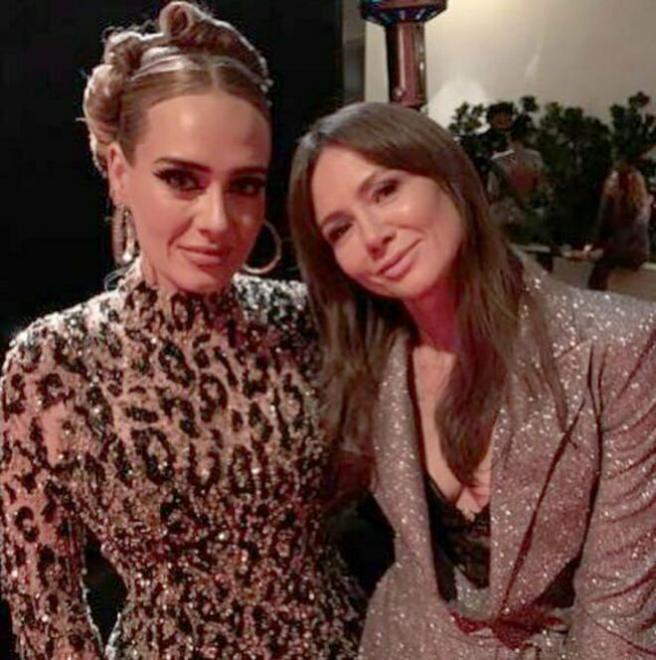 Adele © Instagram
