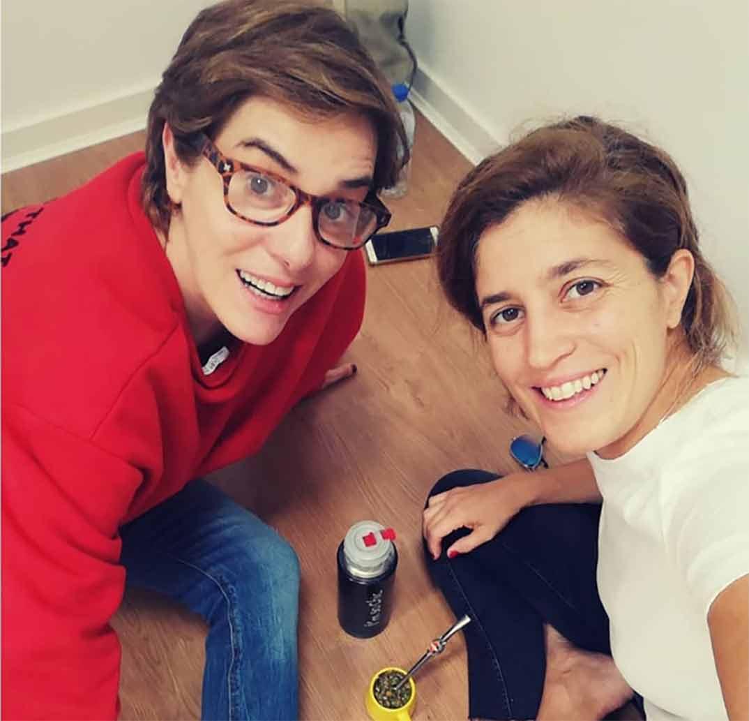 Anabel Alonso y Heidi Steinhardt © Instagram