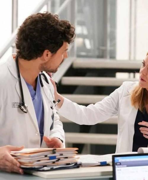 """""""Anatomía de Grey"""" Temporada 16 Capítulo 14: A Diagnosis"""