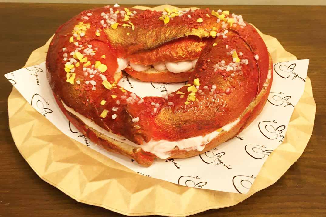 Celebra San Valentín con los roscones El Bargueño