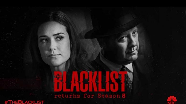 blacklist temporada 8 portada