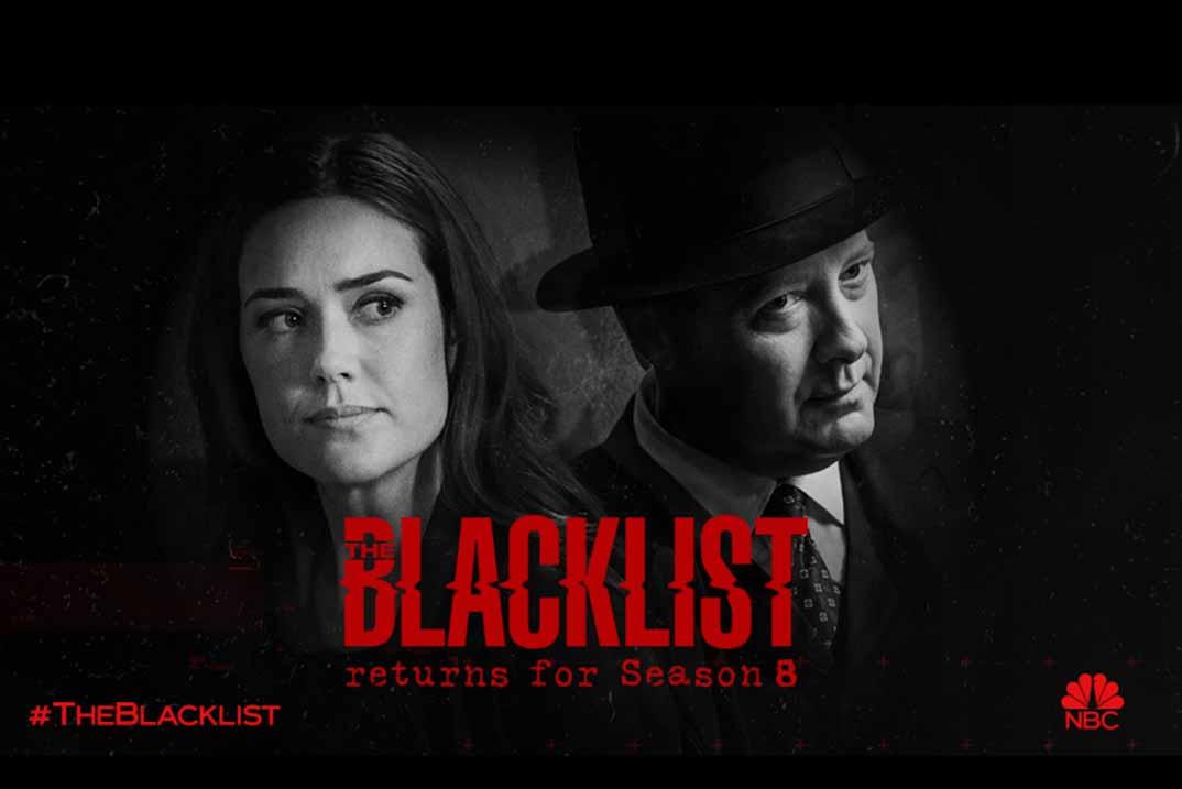 """""""The Blacklist"""" – Estreno de Temporada 8 en EEUU y España"""