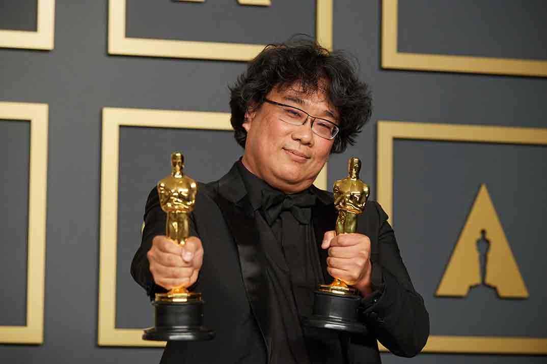 Bong Joon Ho - Oscars 2020 © A.M.P.A.S.