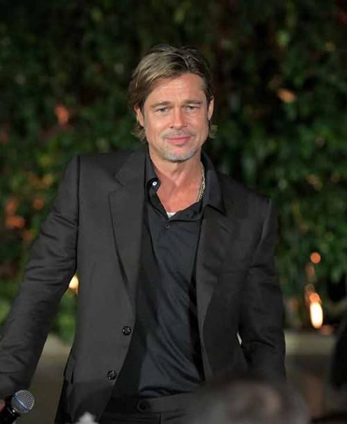 La broma del Brad Pitt al príncipe Harry en los Premios Bafta