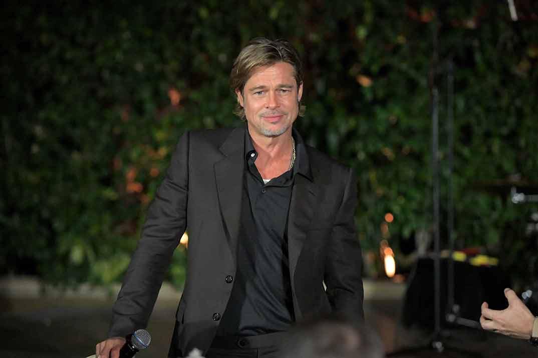 Brad Pitt ¡de nuevo soltero!