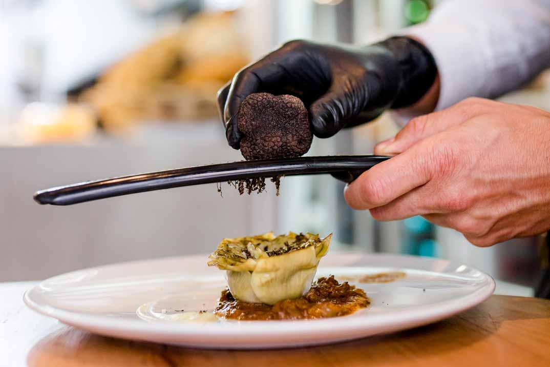 Restaurante Candeli mejor cocina de mercado en Ponzano