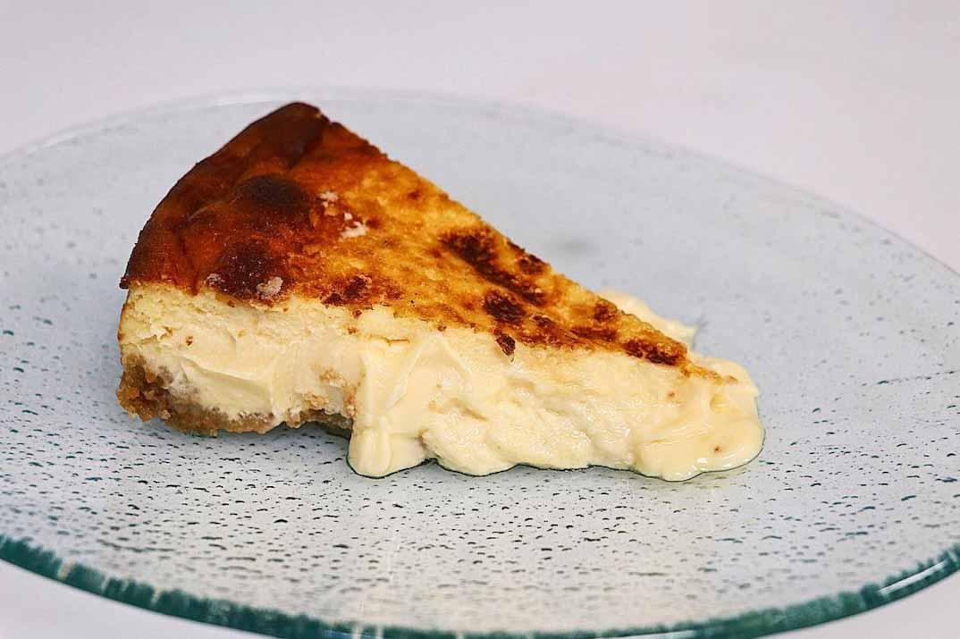 carbon negro tarta queso