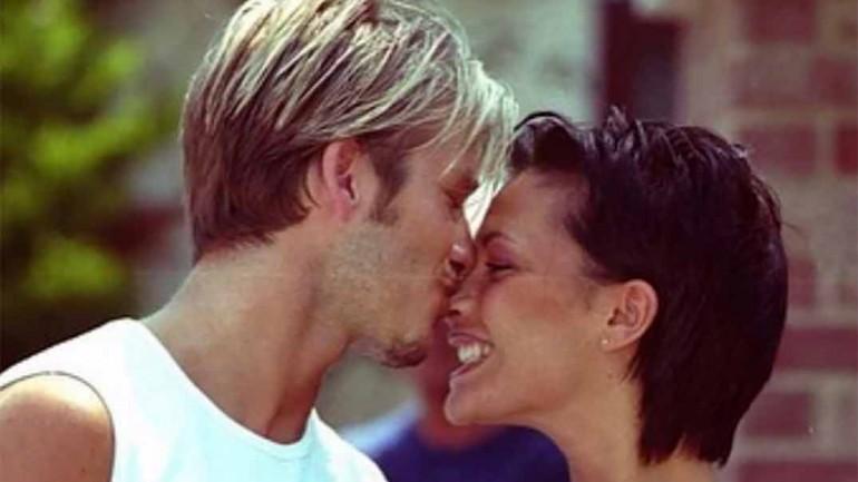 David y Victoria Beckham © Instagram