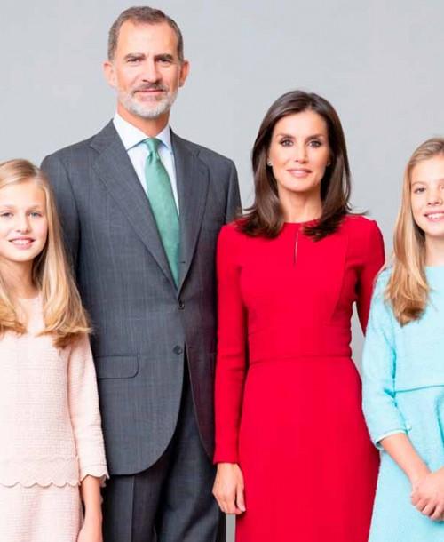 La reina Letizia celebra su 48 cumpleaños con la princesa Leonor en cuarentena