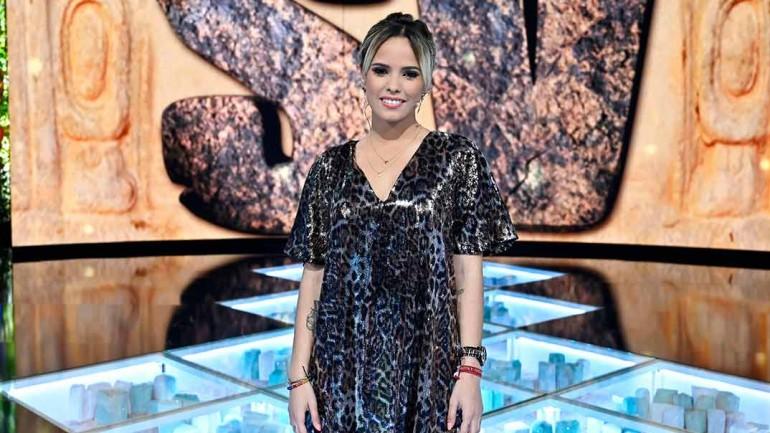 Gloria Camila - Tierra de nadie © Mediaset