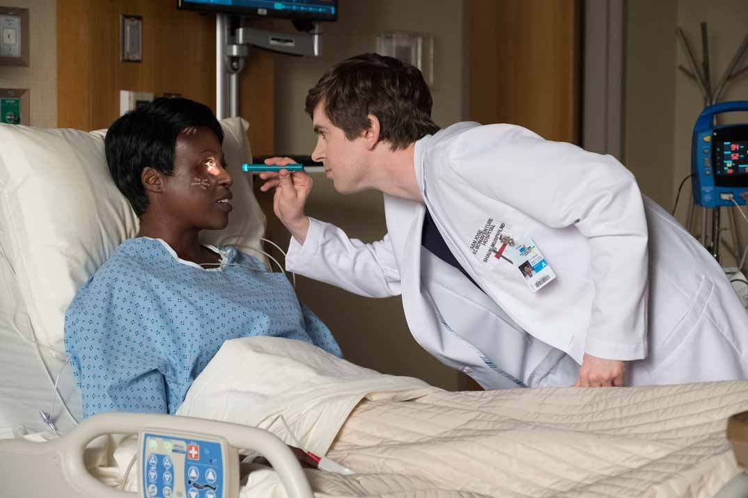 """The Good Doctor"" – Temporada 2 Capítulo 8: Historias"