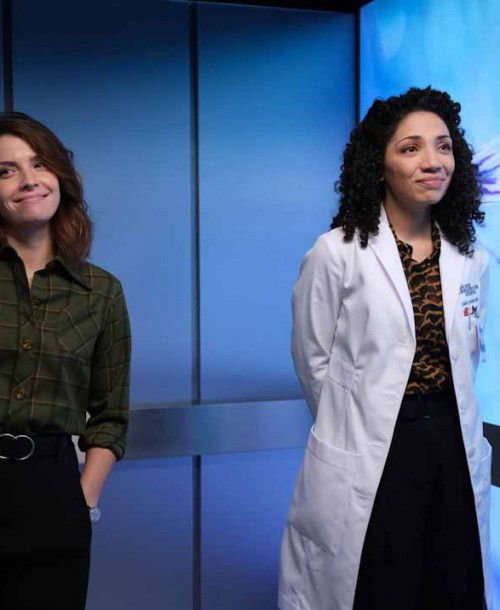 """The Good Doctor"" Temporada 3 – Capítulo 15: Unsaid"