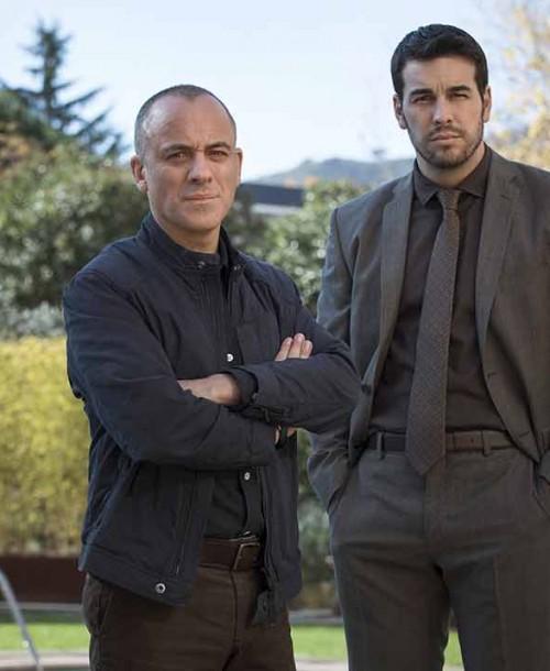 Primeras imágenes de 'Hogar', protagonizada por Mario Casas y Javier Gutiérrez