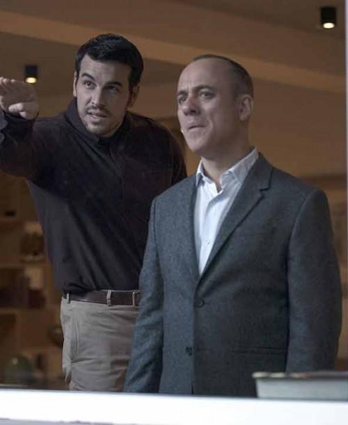 Estreno de 'Hogar', protagonizada por Mario Casas y Javier Gutiérrez