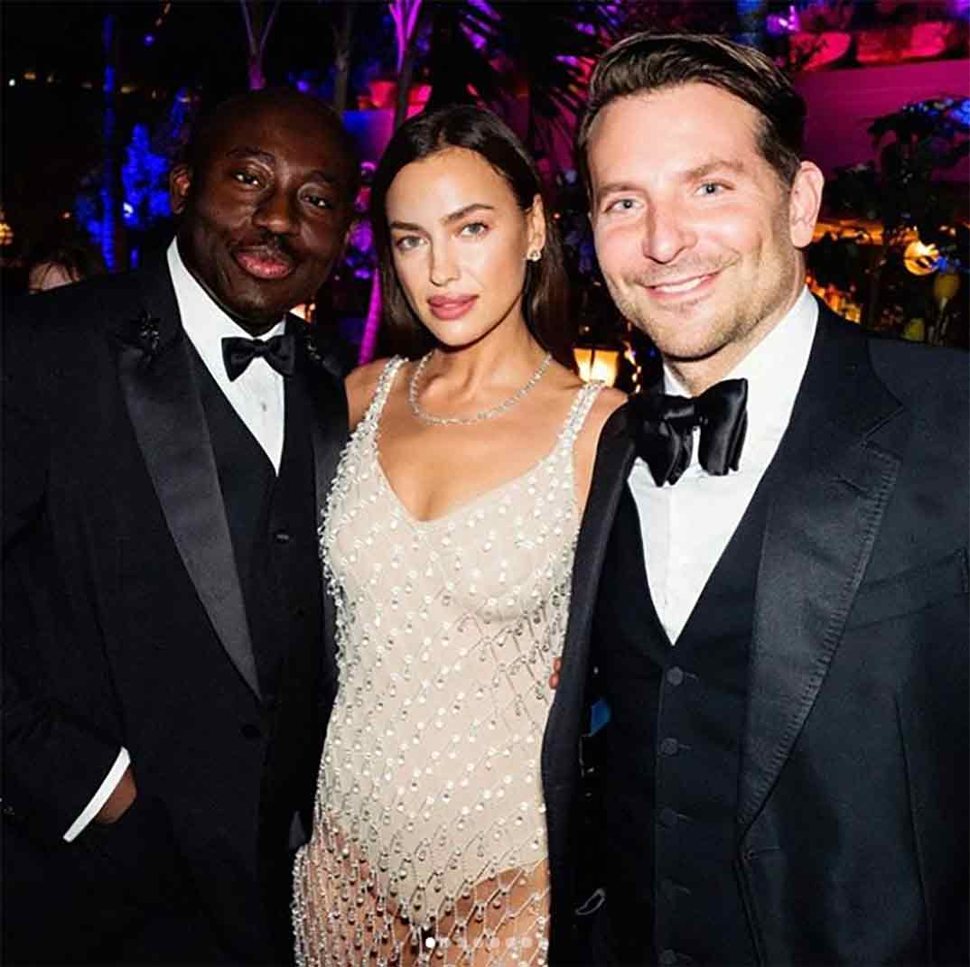 Irina Shayk y Bradley Cooper © Instagram