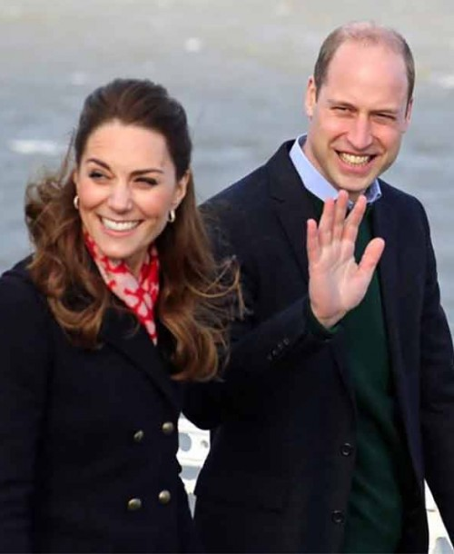 Kate Middleton se adelanta a San Valentín