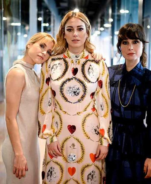 Blanca Suárez presenta la primera parte de la última temporada de 'Las chicas del cable'