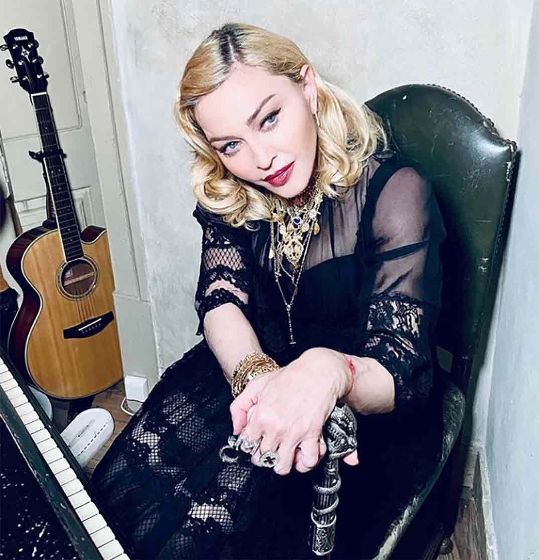 Madonna © Instagram