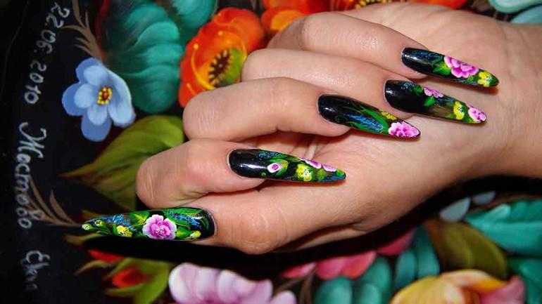 Daudova Beauty -Manicura Nail Art