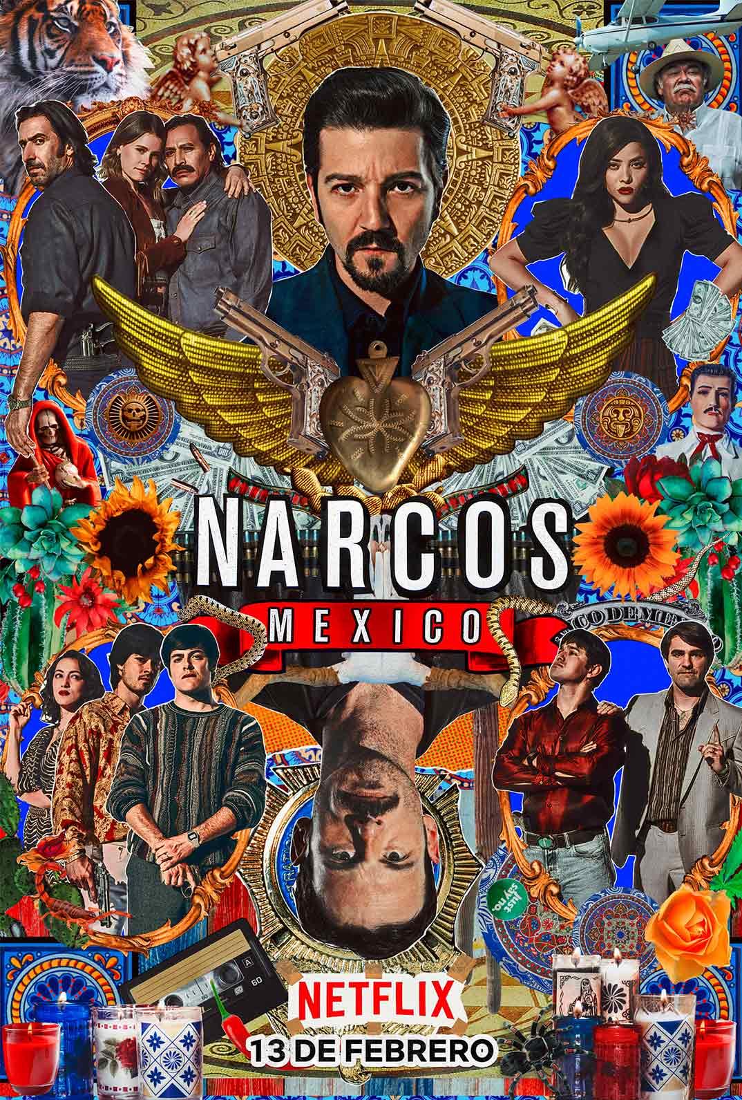 Narcos: México © Netflix