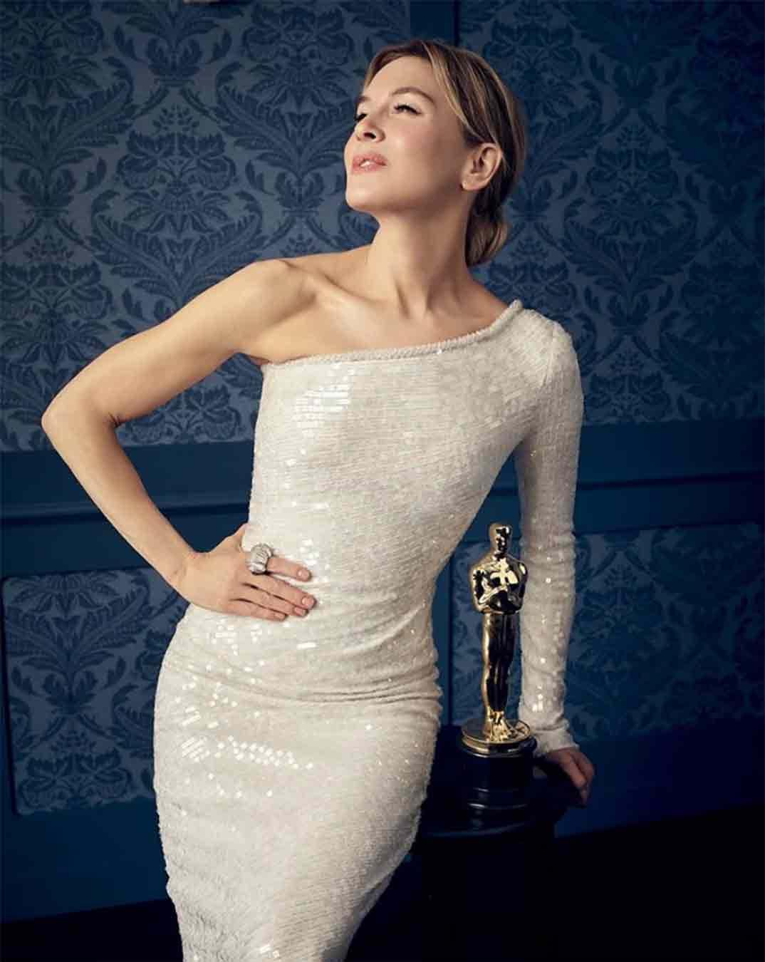 Renee Zellwegger- Mejor Actriz - Oscars 2020 ©theacademy/Instagram