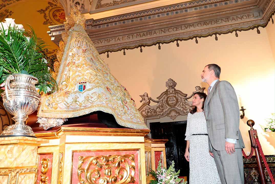 Los Reyes Felipe y Letizia - Visita Almonte (Huelva) © Casa S.M. El Rey