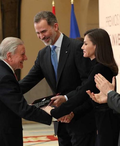 Los Reyes entregan los Premios Nacionales de Investigación 2019