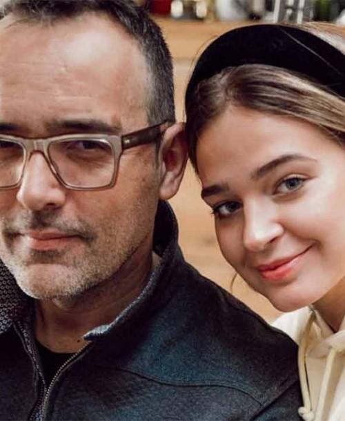 La romántica declaración de amor de Risto Mejide a Laura Escanes tras su accidente