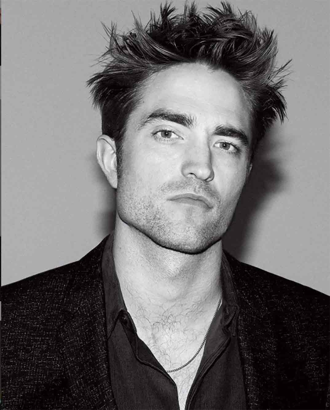 Robert Pattinson © Redes Sociales