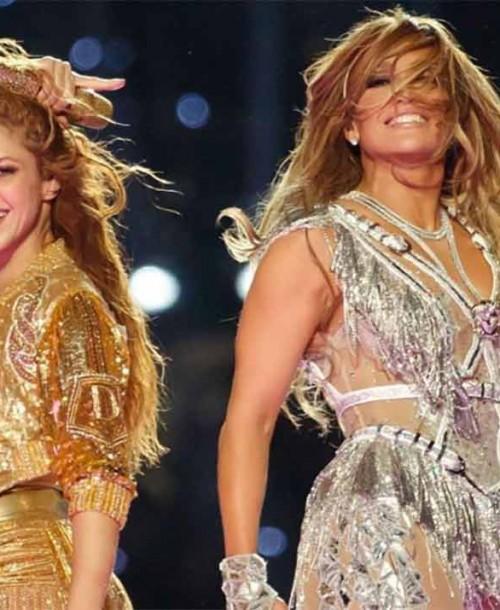 Así fue la espectacular actuación de Shakira y Jennifer Lopez en la Super Bowl