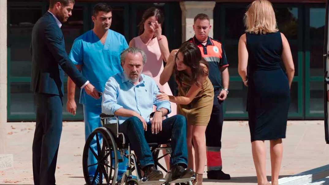 Vivir sin permiso - Temporada 2 - Capítulo 6 © Mediaset