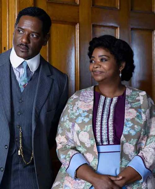 'Madam C. J. Walker: Una mujer hecha a sí misma', protagonizada por Octavia Spencer