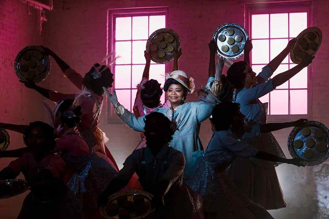 Madam C. J. Walker: Una mujer hecha a sí misma © Netflix
