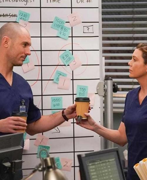 """""""Anatomía de Grey"""" Temporada 16 Capítulo 19: Love of My Life"""