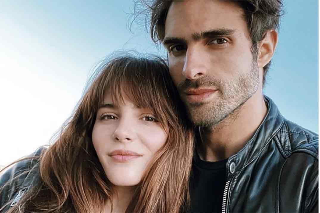 Andrea Duro celebra su primer año de amor con Juan Betancourt