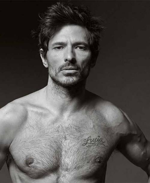 Andrés Velencoso posa desnudo en Instagram y revoluciona las redes
