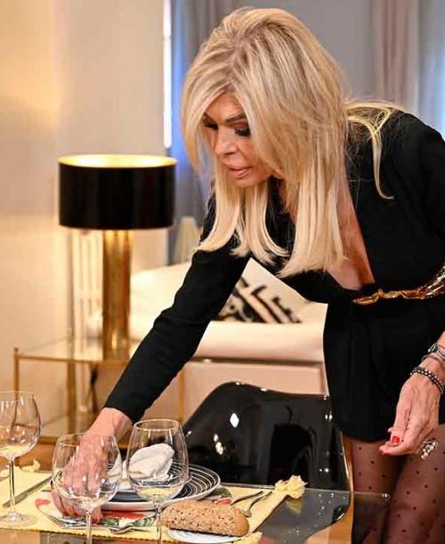 Bibiana Fernández, segunda anfitriona de 'Ven a cenar conmigo. Gourmet Edition'