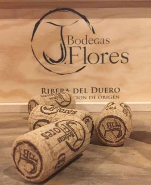 Bodegas J. Flores – Ribera del Duero. Un instante único, un sabor que se para en el tiempo