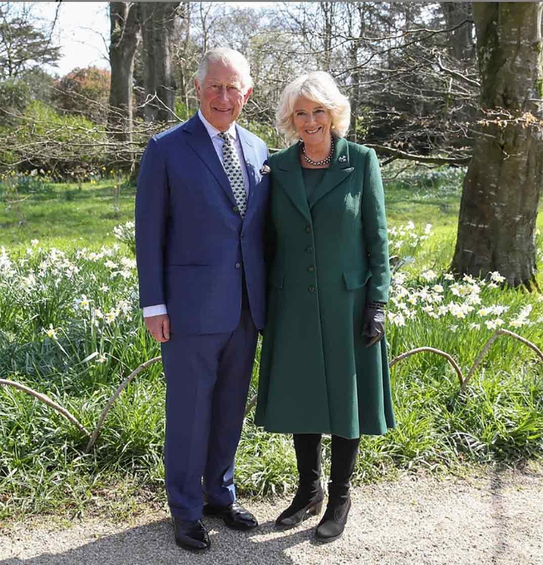 Príncipe Carlos de Inglaterra y Camila © clarencehouse/Instagram