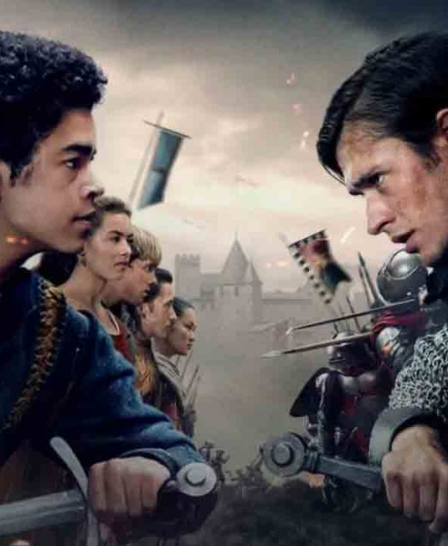 """""""Carta al rey"""" Hoy estreno de la nueva serie de Netflix"""